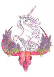 The Victory of the Last Unicorn by CindarellaPop