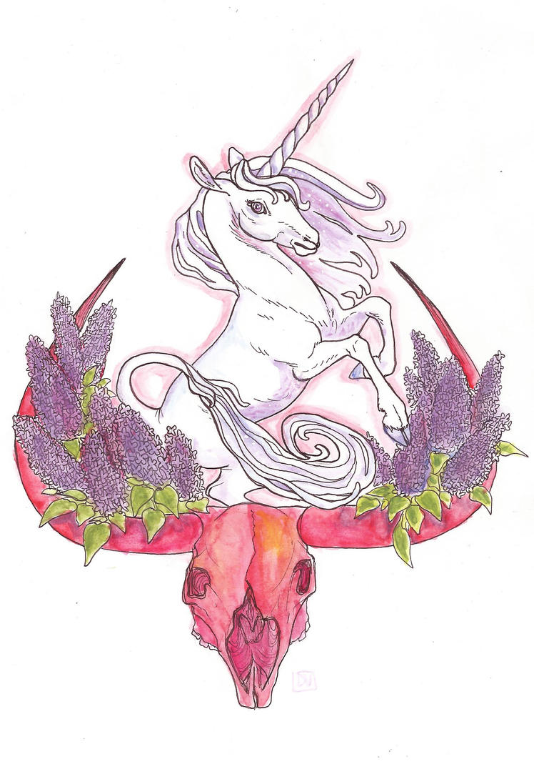 The Victory of the Last Unicorn by CindarellaPop