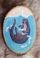 Little Otter by CindarellaPop