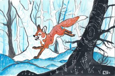 Fuchs by CindarellaPop