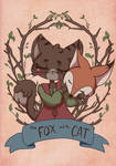 The Fox and the Cat -lets read, speed paint.