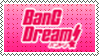 Bang Dream! Stamp by penguinwalking