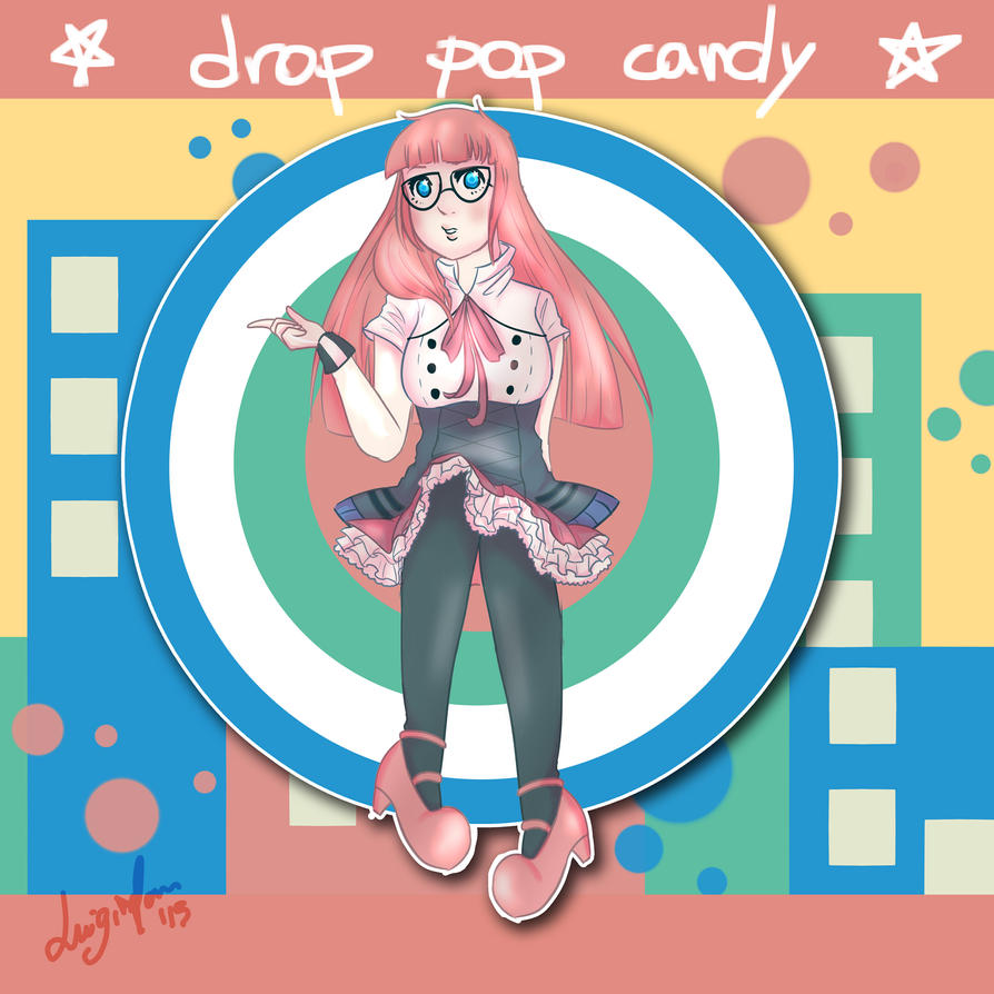 drop pop candy luka by luiginafan