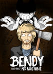 Bendy And The Ink Machine -Fan Poster-