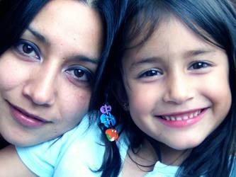 Ale Y Bianca by CVillanueva
