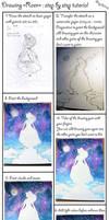 Princess Raen : Step by step Tutorial