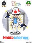 The Weekly Chibi #03 - Toad - Mario Warfare