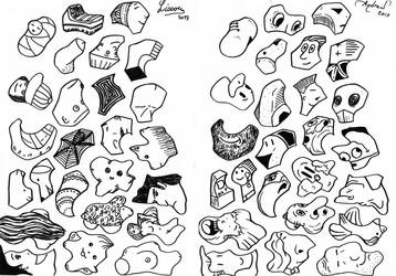 Draw in the Shapes by Lissou-drawing