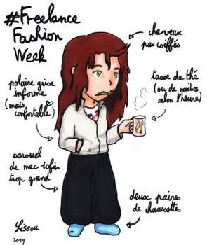 Freelance Fashion Week - Lissou