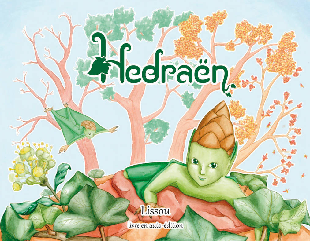 Hedraen - book cover