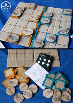 Kinore board game