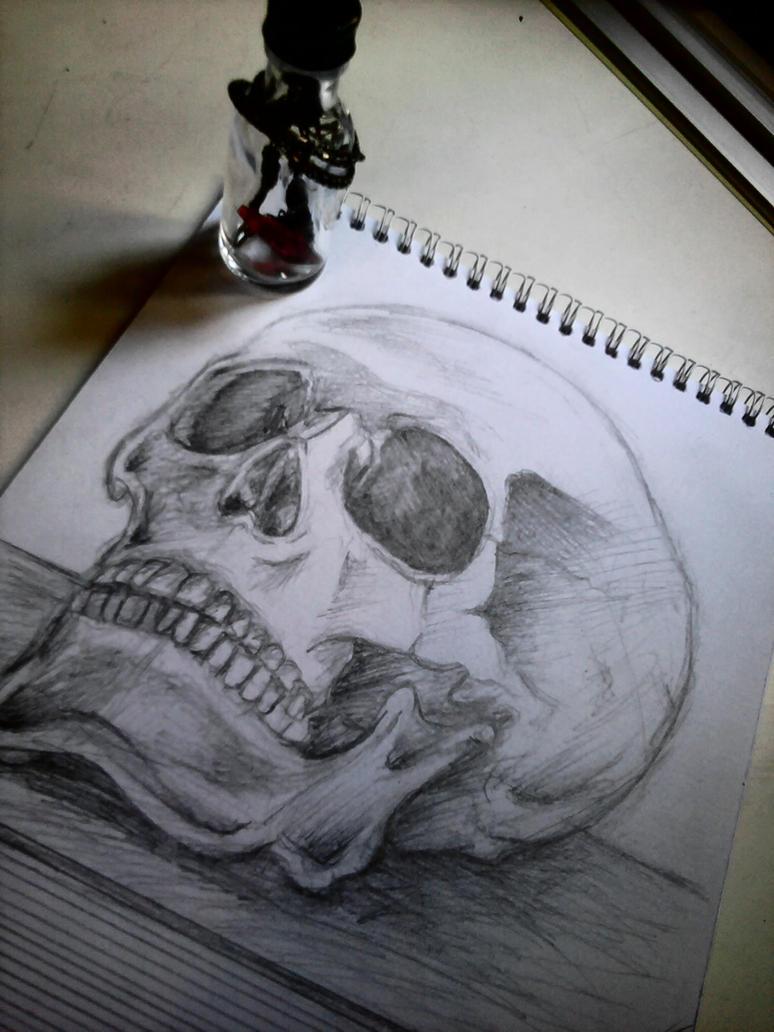skull potion by hanabi90