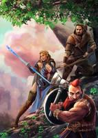 Hero's Journey by Murilo-Araujo