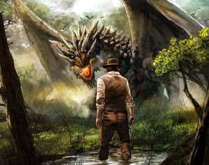 Dragon of  the Western