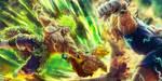 Dragonballz Broly by Murilo-Araujo