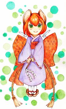 Kimono Sammy