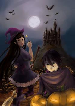 Halloween N + N