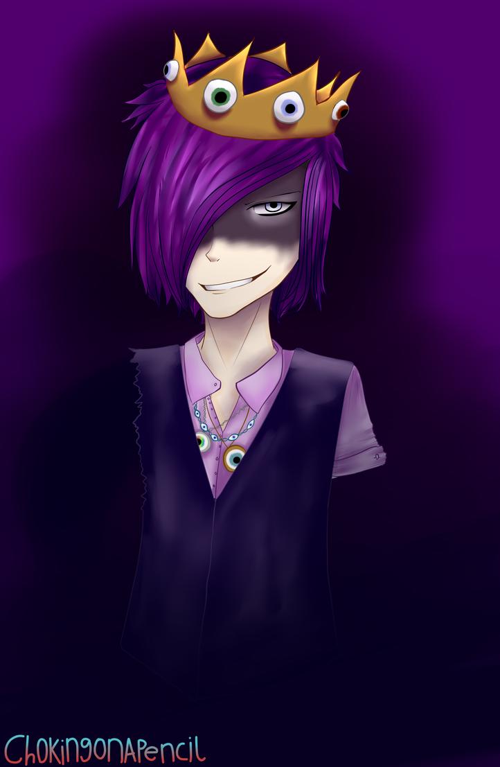 Prince of Eyes by ChokingOnAPencil