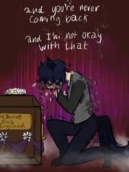 mourning by TiramiQ