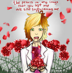 the petals in my lungs by TiramiQ