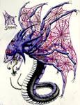 Elemental Dragons: Shadow