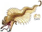 Elemental Dragons: Sand