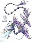 Elemental Dragons: Lightning