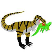 Happy Birthday, Hellraptor!