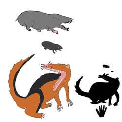 Shrews of the Neozoic