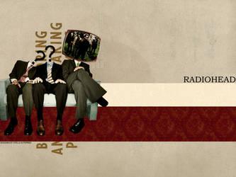 Radiohead by warningsign