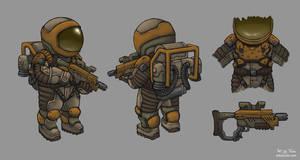 Astronaut Concept