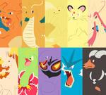 My Pokemons!
