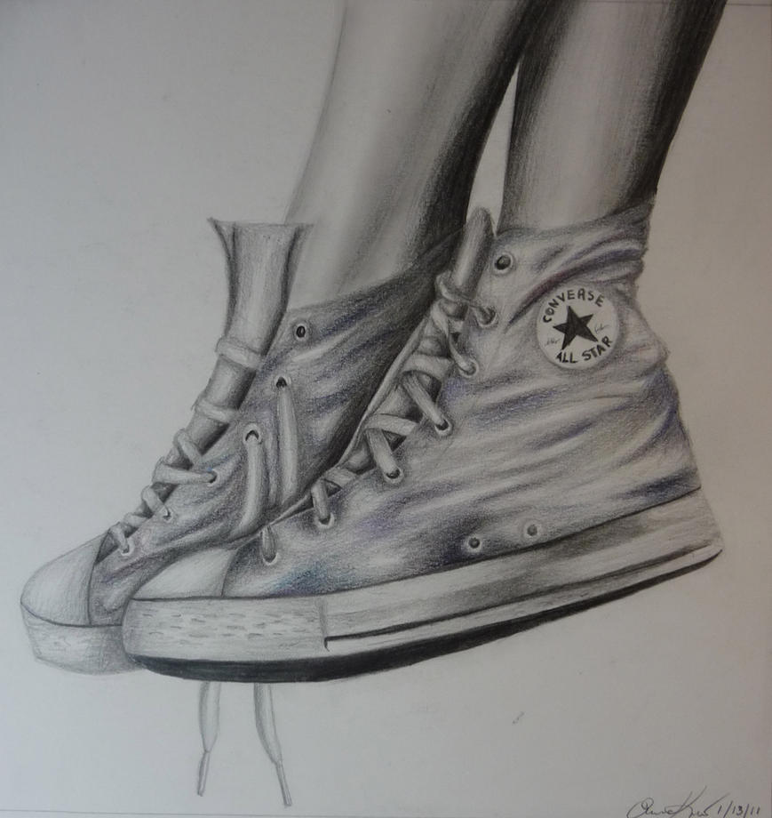The gallery for --> Ballet Shoes Drawing Tumblr