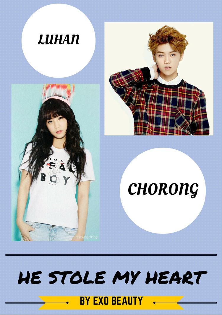 chorong apink and luhan exo - photo #13