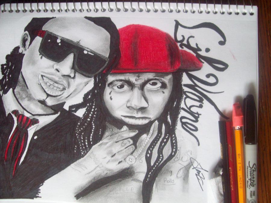 Pencil Drawings Of Lil Wayne Lil Wayne s Freedom by