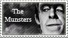 Munsters Stamp