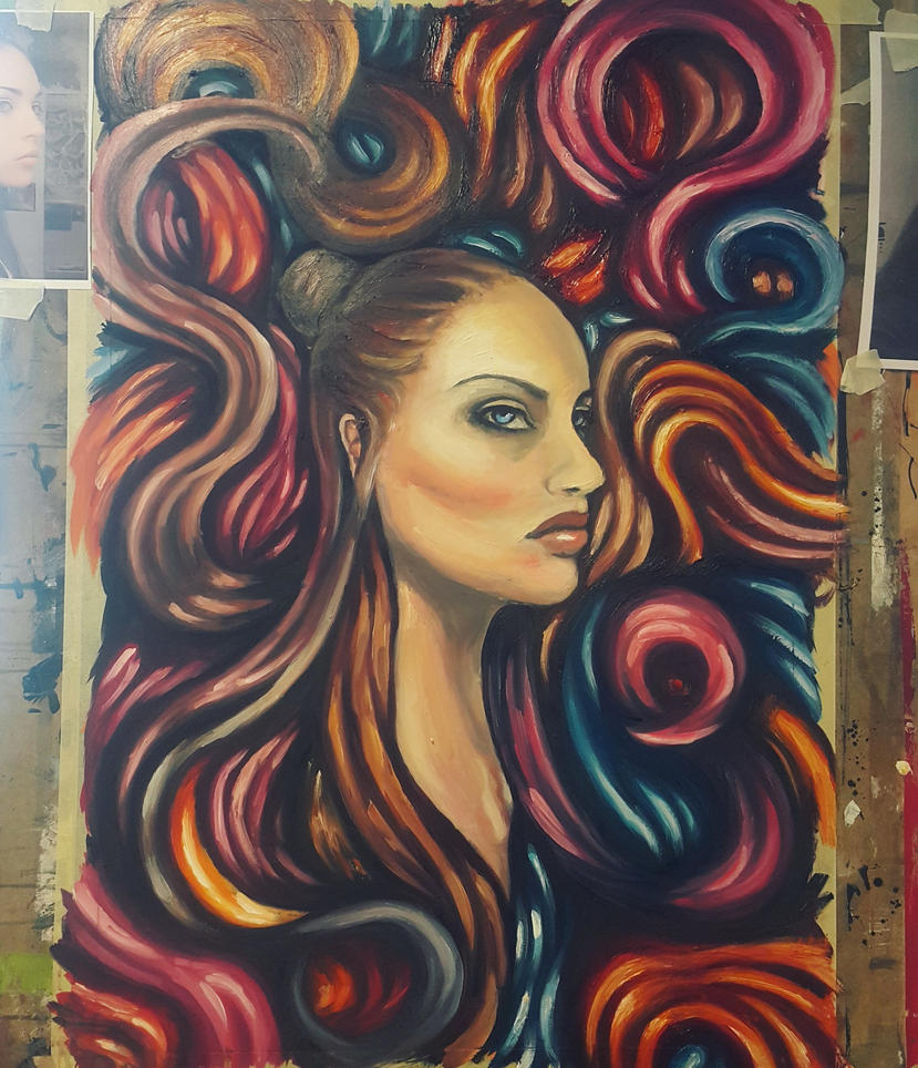 Medusa by mariabogatyreva97rus