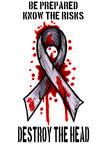 Zombie Awareness Poster