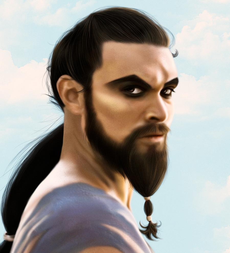 Khal Drogo By MarinaSchiffer On DeviantArt