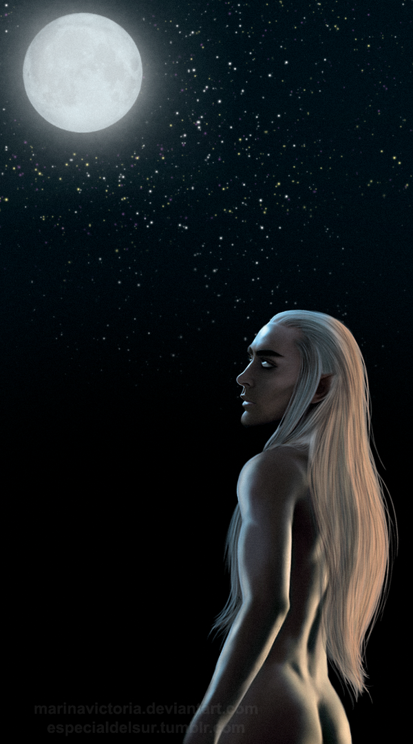 :Thranduil - Lee Pace: by MarinaSchiffer
