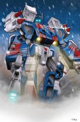 Christmas Commander by qwailotim