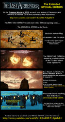 The Last Airbender (Great Movie) SPECIAL EDITION by Drip-Fann-Zip-Tan