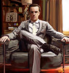 BBC Sherlock 2 - Moriarty 2