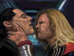 Thor and Loki - You come home