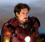 Iron man - Tony Stark