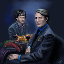 Hannibal 2013 by DreamyNatalie