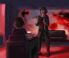 Life is Strange - All Wounds by DreamyNatalie