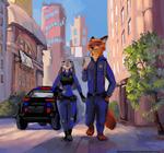 Partners - Zootopia