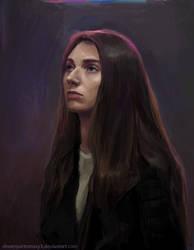 Self-portrait by DreamyNatalie