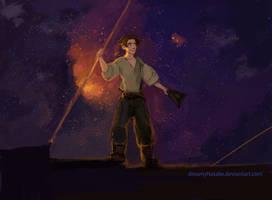 Freedom - Treasure Planet by DreamyNatalie